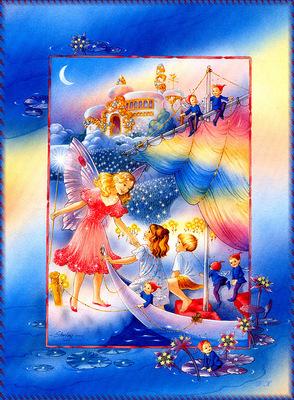 DK Shirley Barber Fairy Folk 06 June