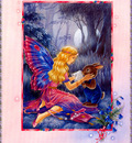 DK Shirley Barber Fairy Folk 03 March