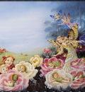 DK Shirley Barber Fairy Folk 08 August