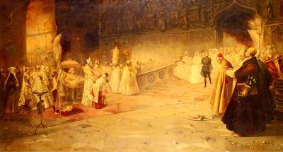 Barbudo Salvador Sanchez A Royal Wedding