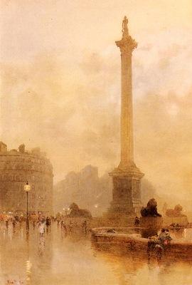 Barton Rose Maynard Nelsons Column In A Fog