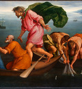 Bassano,J  The Miraculous Draught of Fishes, 1545, 143 5x243