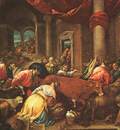 Bassano,J  The Purification of the Temple, The National Gall