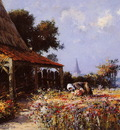 bataille willem field with flowers