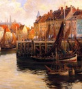 Bataille Willem Fishers quai in Oostende Sun