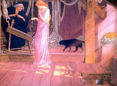 Batten, John D Sleeping Beauty end