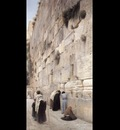 Jerusalem The Wailing Wall