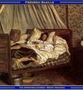 PO Vp S2 36 Bazille The improvised sickbed