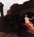 Bcklin Arnold Odysseus and Calypso Sun