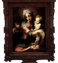 beccafumi madonna and child with st john the baptist, c
