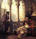 Othello Relating His Adventures to Desdemona