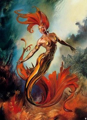 JB 1993 gold fish