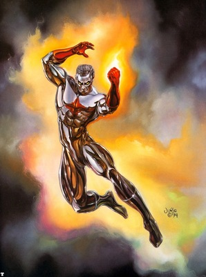 JB 1994 captain atom