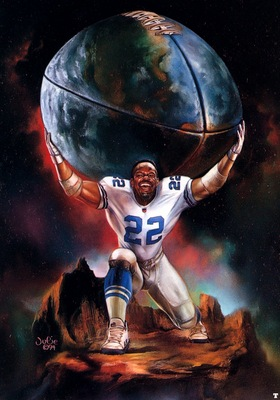 JB 1994 emmitt smith