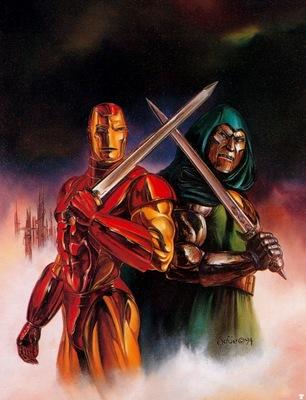 JB 1994 ironman vs dr doom