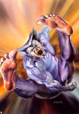 JB 1995 beast