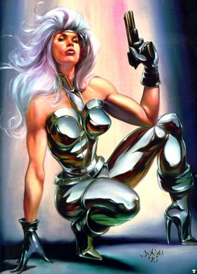 JB 1995 silver sable