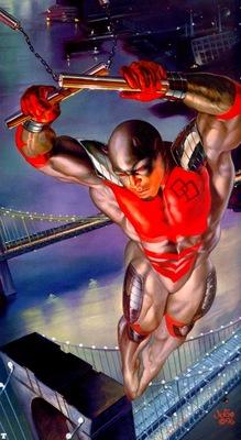 JB 1996 daredevil patrolling new york