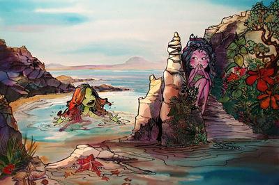 JB XXXX mermaids and fairies