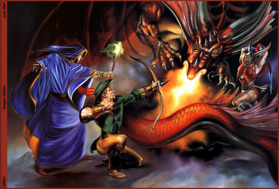 QMan JB SaS 1208 Dragon Battle