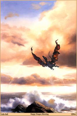 QMan JB SaS 796 Happy Dragon Morning