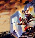 JLM Julie Bell Battle Of Stonehenge