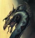 Julie Bell 2000 Calendar xlr8fa0015 serpentsage detail