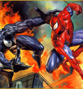 QMan JB SaS 630 Spiderman vs Venom