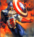 QMan JB SaS 800 Captain America