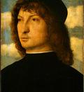 BELLINI,G  PORTRAIT OF A VENETIAN GENTLEMAN NGW