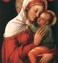 Madonna with child EUR