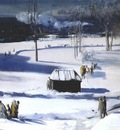 bellows blue snow, the battery