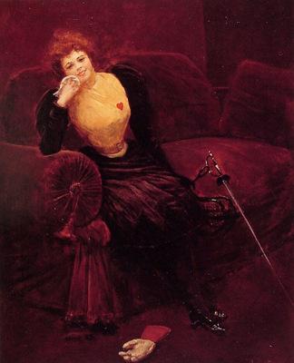 Une escrimeuse woman fencer
