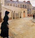 Beraud Jean Waiting rue de Chateaubriand