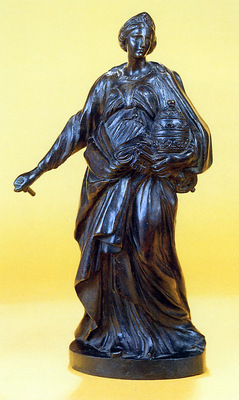Bernini Gianlorenzo Mathilde of Tuscany Sun