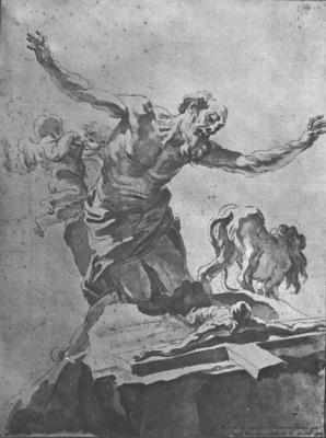 Bernini St Jerome Penitent