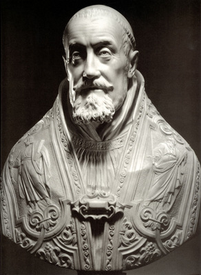 Bust of Pope Gregory XV