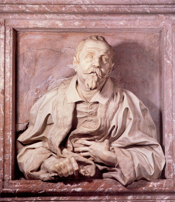 Memorial Bust of Gabriele Fonseca