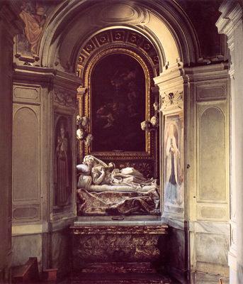 The Blessed Lodovica Albertoni