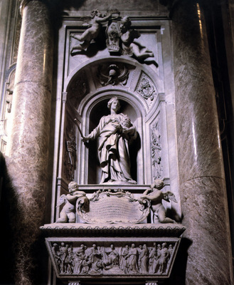 Tomb of Countess Matilda of Tuscany