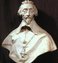 Bernini Bust of Cardinal Armand de Richelieu