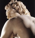 Bernini David detail1