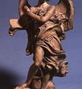 Bernini Standing Angel with Scroll