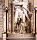 Bernini The Rape of Proserpina detail1