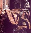Tomb of Pope Alexander VII detail