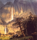 lrs Bierstadt Albert Cho Look The Yosemite Fall