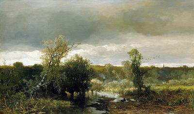 Bilders Johannes Brook at Oosterbeek Sun