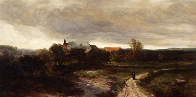 Bilders Johannes Wardardus Before The Rain