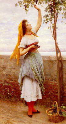 Blass Eugene de The Grape Picker