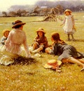 Blacklock William Kay A Picnic Party